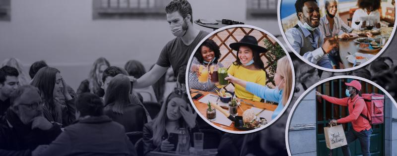 Open doors: Sub-Saharan Africa embraces restaurants again after the pandemic