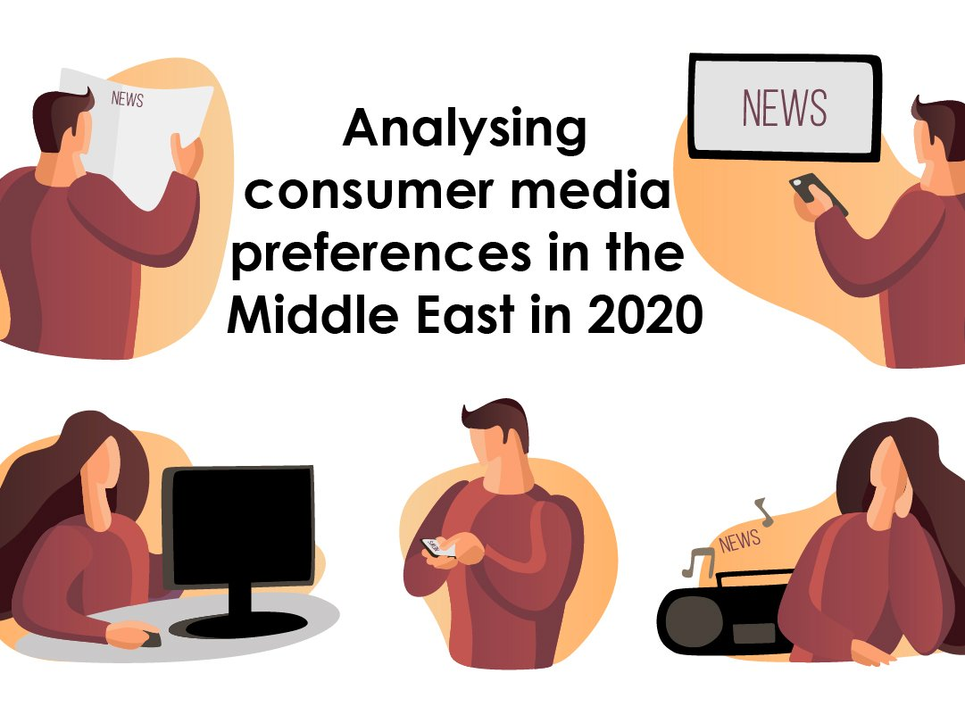 The lowdown on lockdown: how consumer media consumption habits have changed in the Middle East