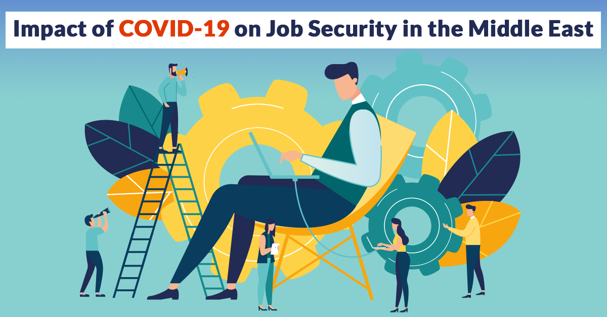 COVID-19 wreaks havoc on job security for the Middle Eastern working population