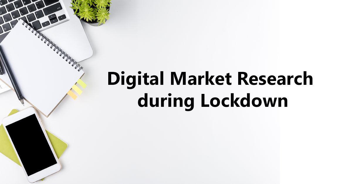 Tackling Lockdown Blues with Unhindered Insights Using Digital Research