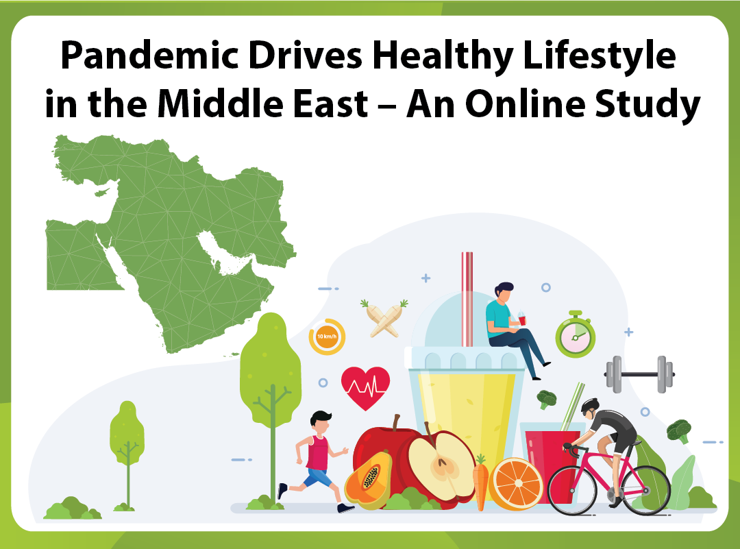 Healthy lifestyles embraced as a result of the pandemic
