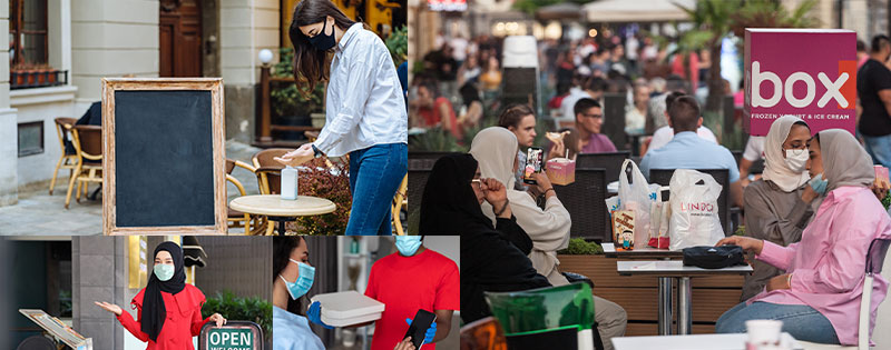 Restaurants finally clawing back business after a tough year in Middle-East
