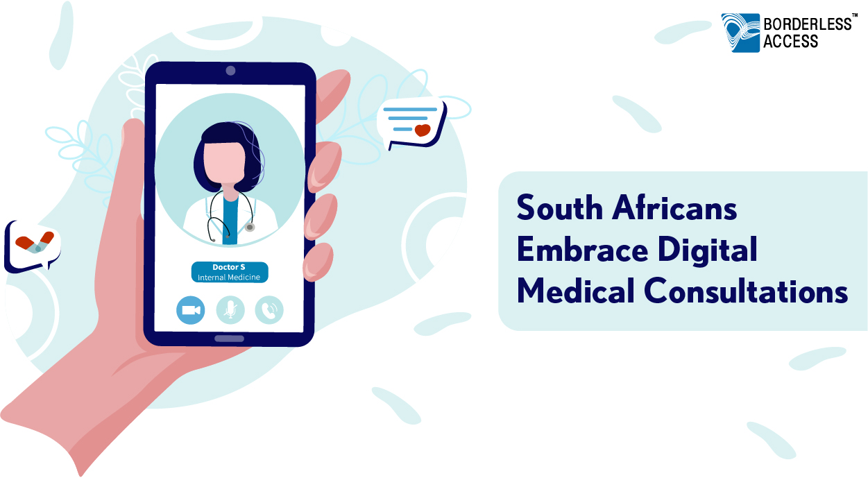 South Africans embrace digital medical consultations